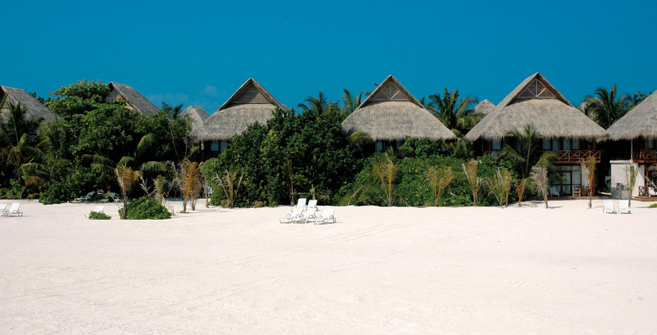 Beach Villen - Olhuveli Beach & Spa Maldives