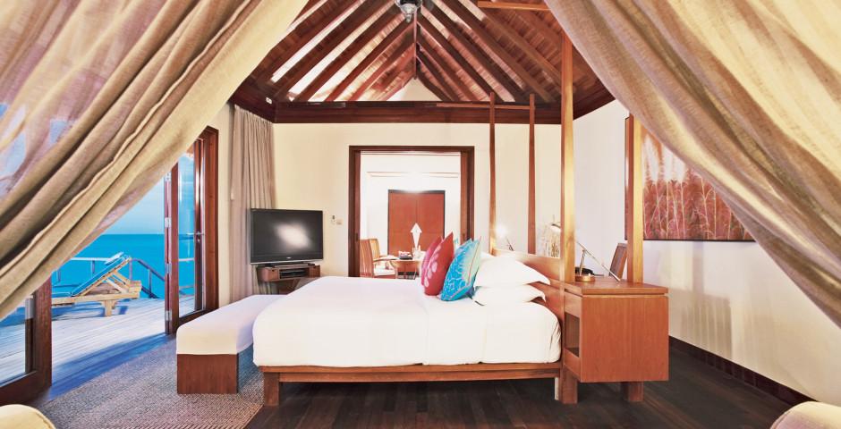 Over Water Suite - Anantara Dhigu Maldives Resort