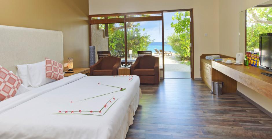Doppelzimmer Deluxe - Eriyadu Island Resort