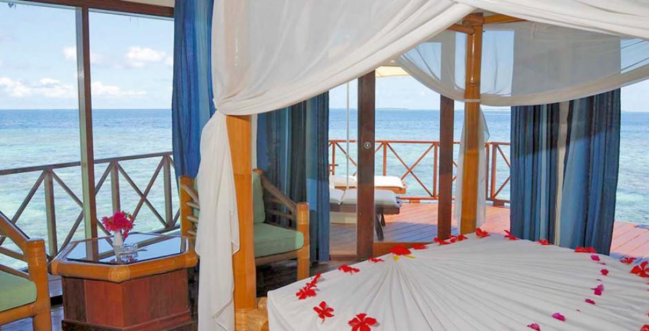 Wasserbungalow - Thulhagiri Island Resort