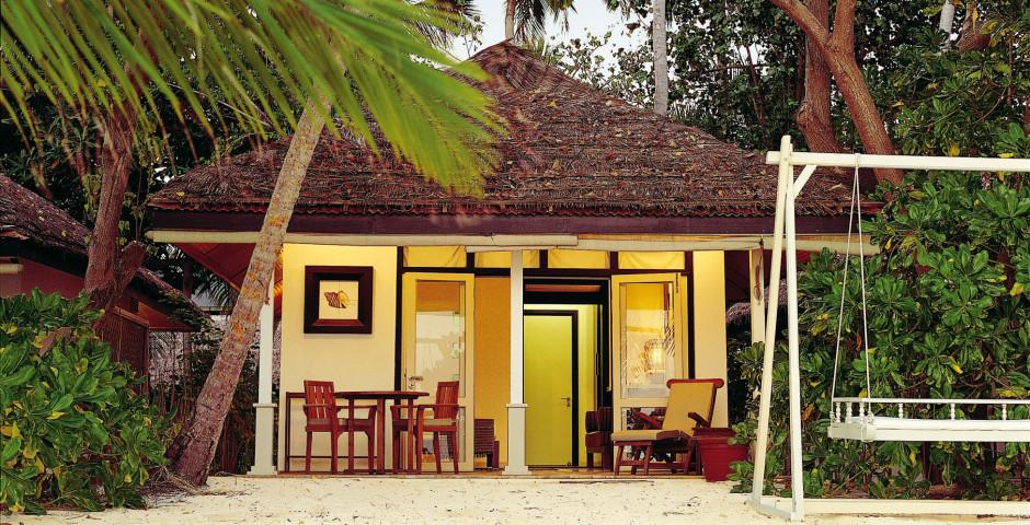 Beachfront Villa - Angsana Ihuru