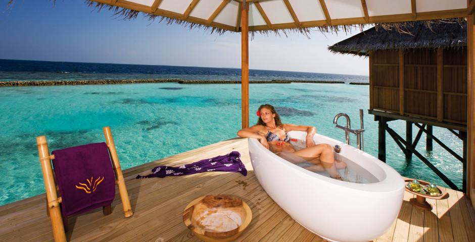 Spa - Vakarufalhi Island Resort