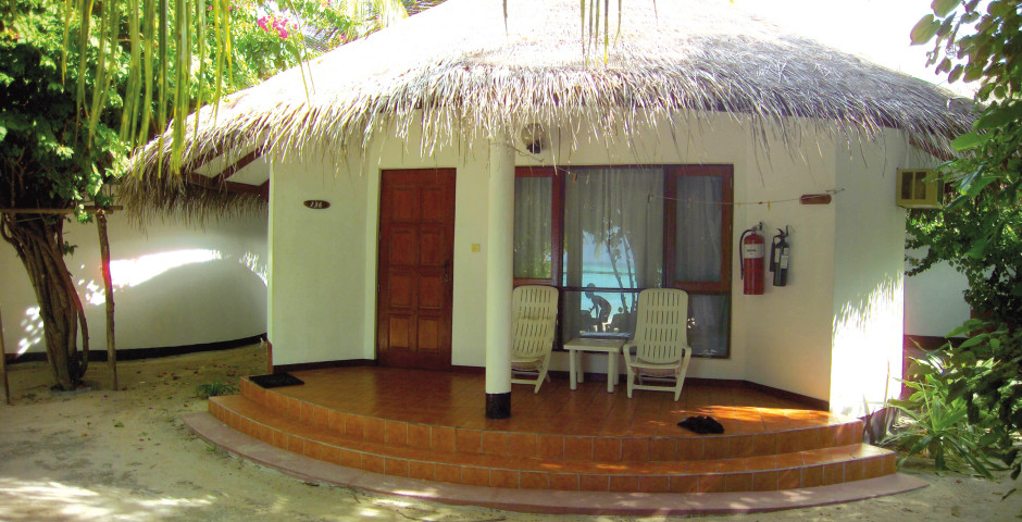 Beach Bungalow - Velidhu Island Resort