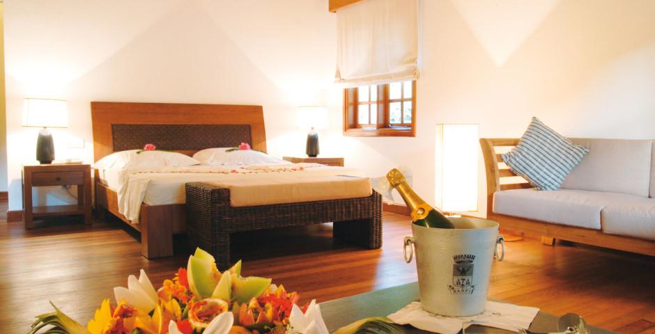 Junior Suite - Palm Beach Resort