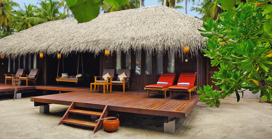 Beach Villa - Medhufushi Island Resort