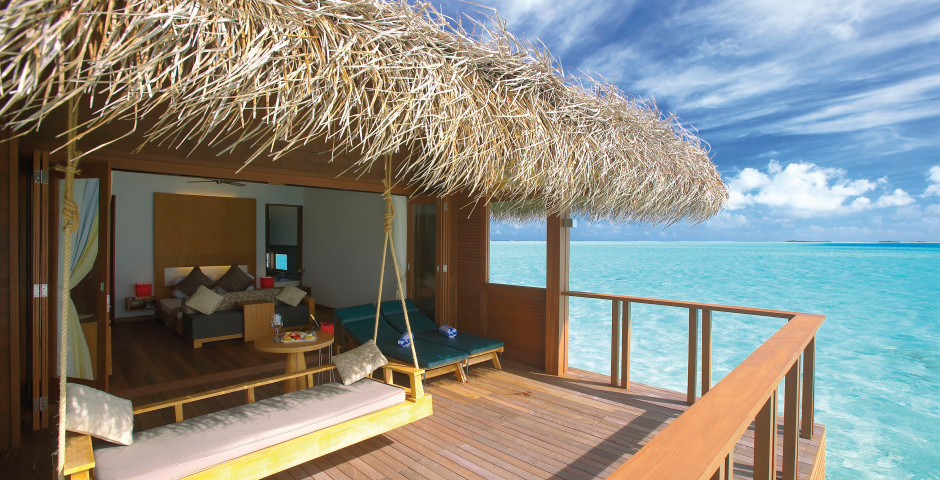 Water Villa - Medhufushi Island Resort