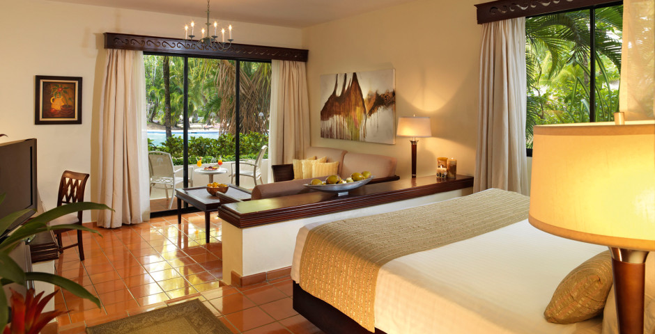 Junior Suite Deluxe - Paradisus Punta Cana Resort