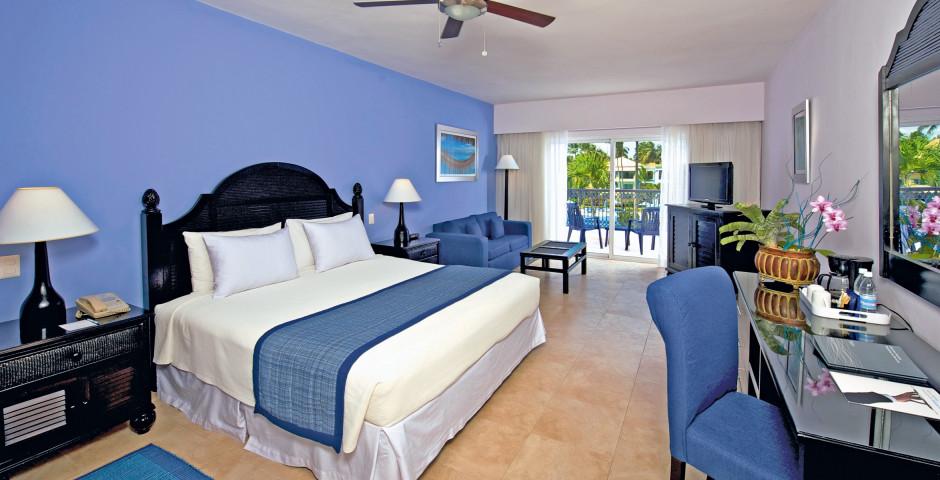 Suite Junior - Ocean Blue & Sand