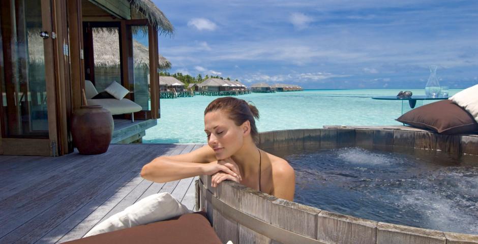 Superior Water Villa - Conrad Maldives Rangali Island