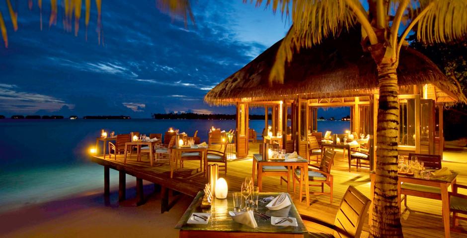Vilu-Bar - Conrad Maldives Rangali Island