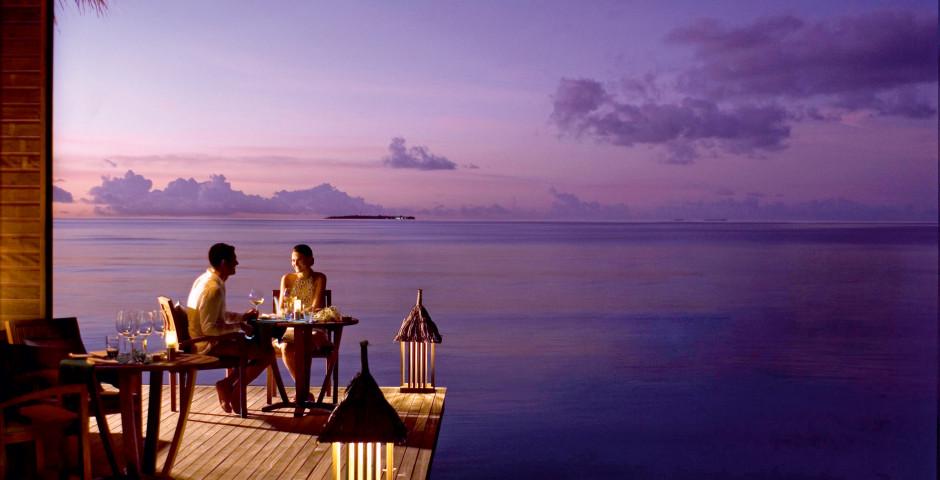 Mandhoo Spa Restaurant - Conrad Maldives Rangali Island