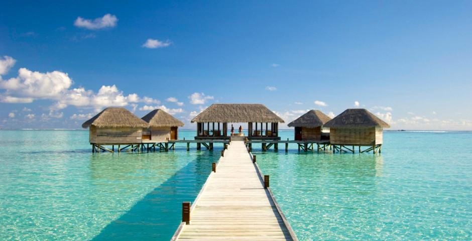 Over Water Spa Rangali - Conrad Maldives Rangali Island
