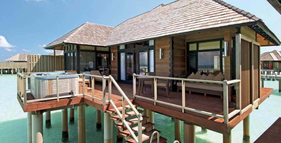 Horizon Water Villa - The Sun Siyam Iru Fushi