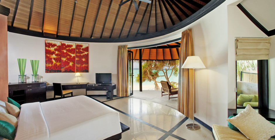 Beach Villa - The Sun Siyam Iru Fushi