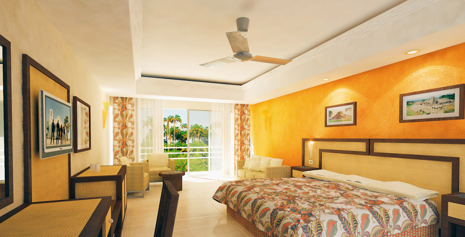 Riviera Junior Suite - Sandos Playacar Beach Resort