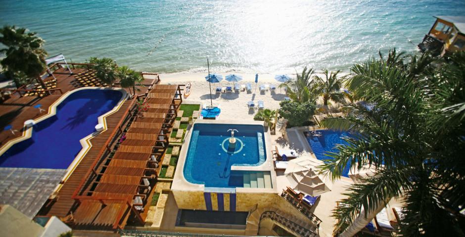 Zoëtry Villa Rolandi Isla Mujeres Cancún