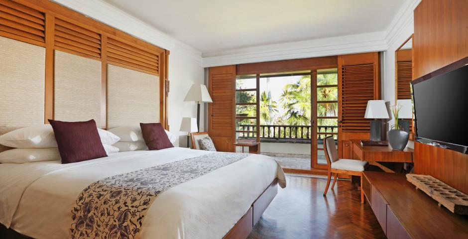 Doppelzimmer Deluxe - Nusa Dua Beach Hotel & Spa