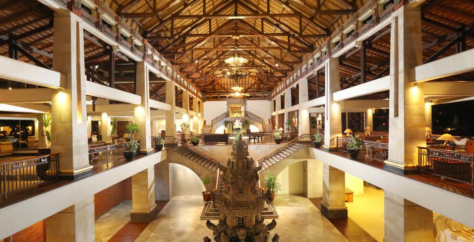 Lobby - Nusa Dua Beach Hotel & Spa