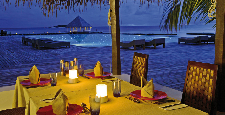 Restaurant Air, Pool - Coco Bodu Hithi