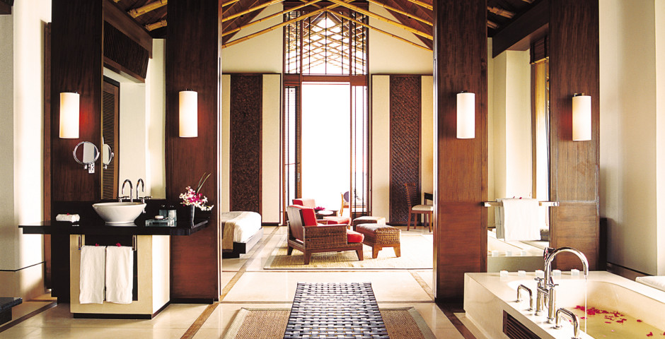 Villa interior - One&Only Reethi Rah