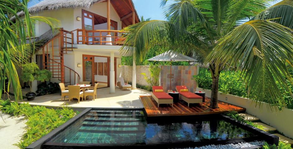 Double storey Beach Villa - Constance Halaveli