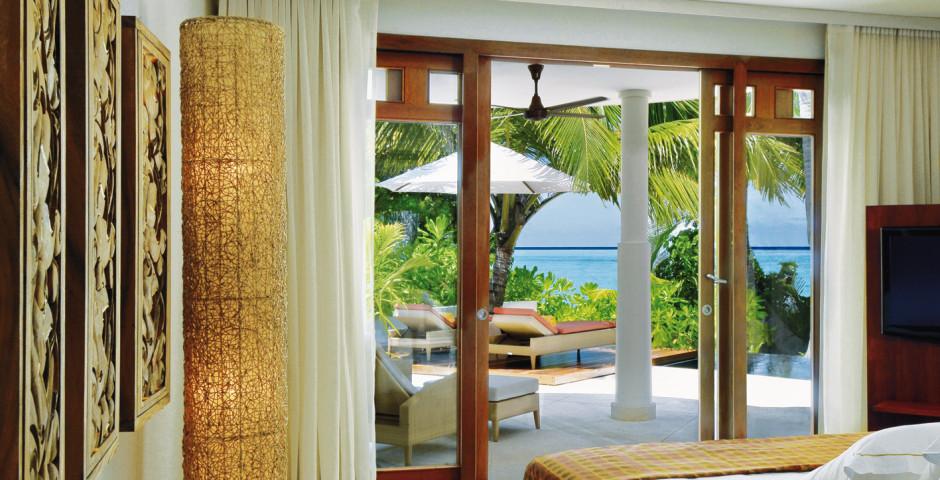 Beach Villa - Constance Halaveli
