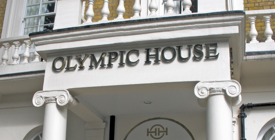 Olympic House