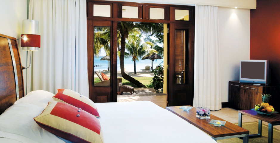 Deluxe-Beach-Front-Zimmer - Paradis Beachcomber Golf Resort & Spa