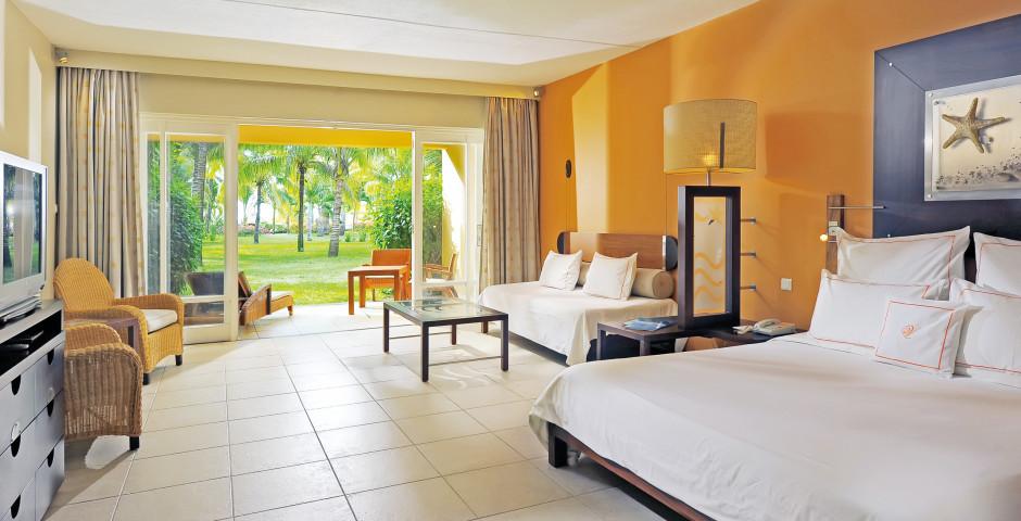 Superior-Ground-Floor-Zimmer - Victoria Beachcomber Resort & Spa