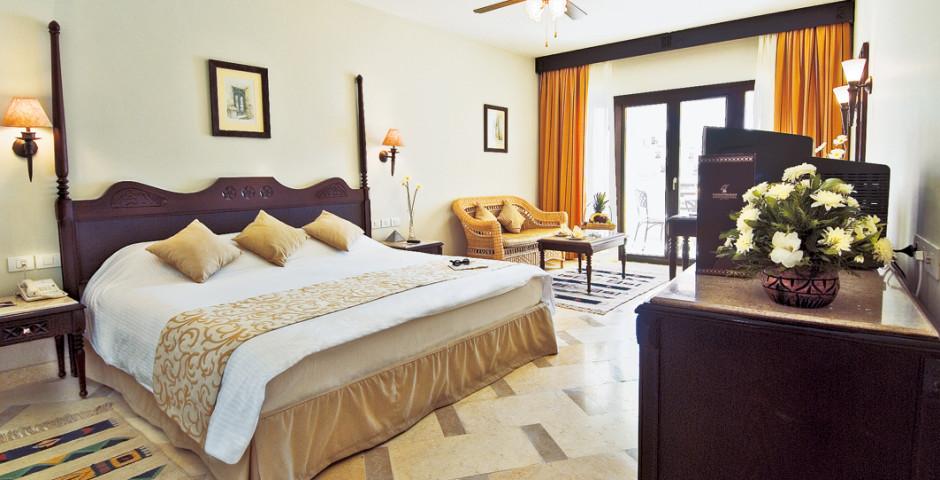 Familienzimmer - Steigenberger Al Dau Beach Hotel