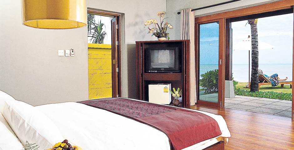 Bungalow Beachfront - Chong Fah Resort