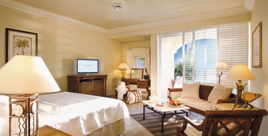 Chambre Colonial Ocean Front