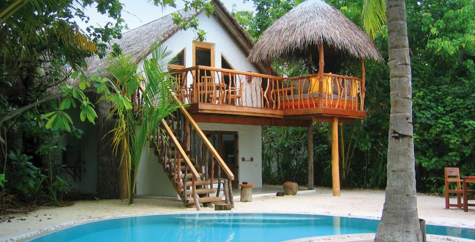 Villa Crusoe avec piscine
