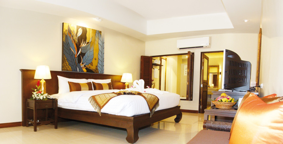 New Grand Deluxe Zimmer - Fair House Beach Resort