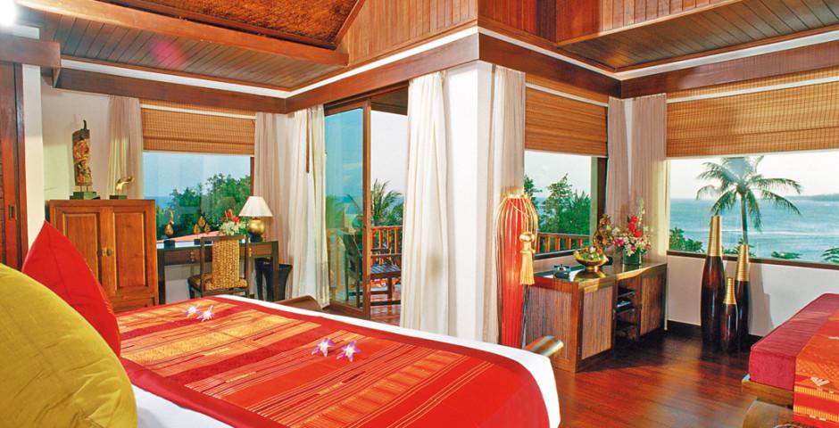 Junior Suite Meersicht - Rocky's Boutique Resort