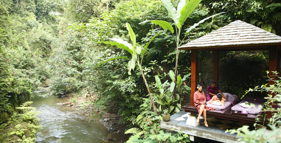 Hanging Gardens of Bali