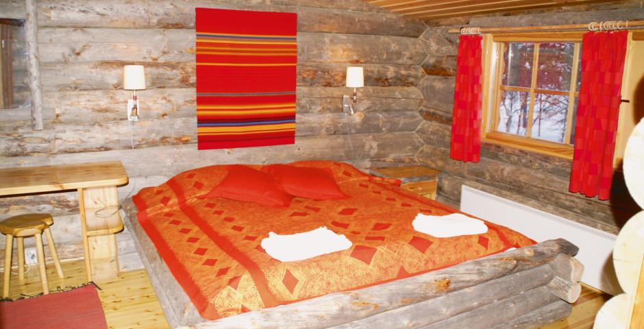 Blockhaus - Ferienanlage Kakslauttanen