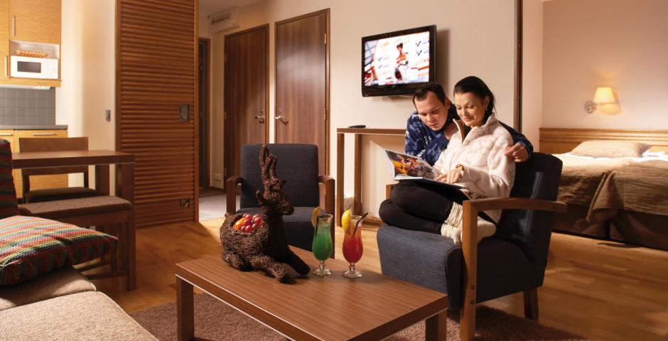 Ferienwohnung - Lapland Hotel Luostotunturi