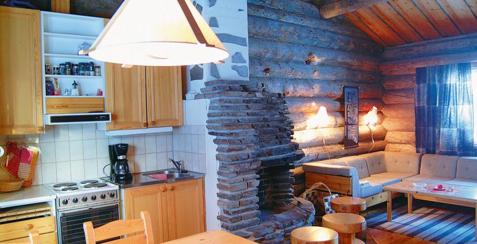 Blockhaus - Lapland Hotel Luostotunturi