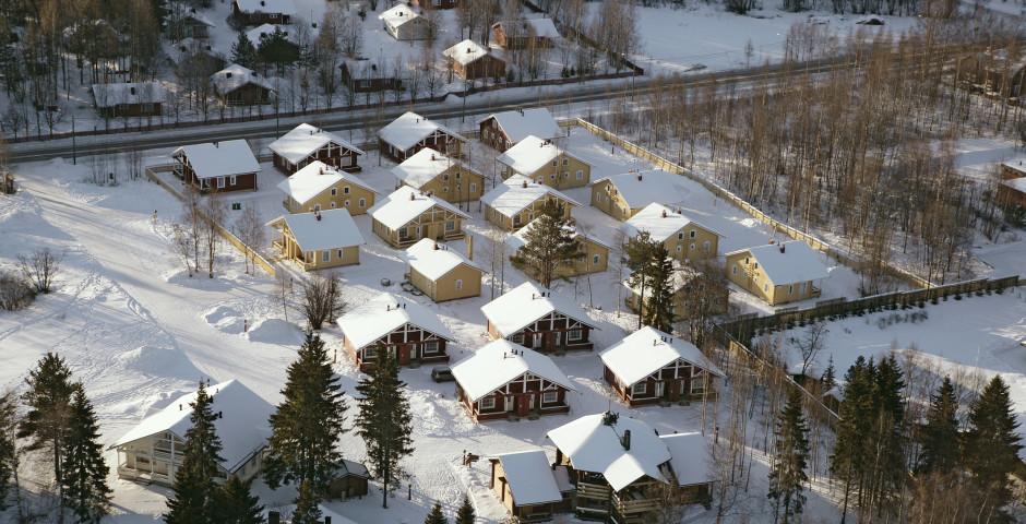 Lapland Hotel Ounasvaaran Chalets