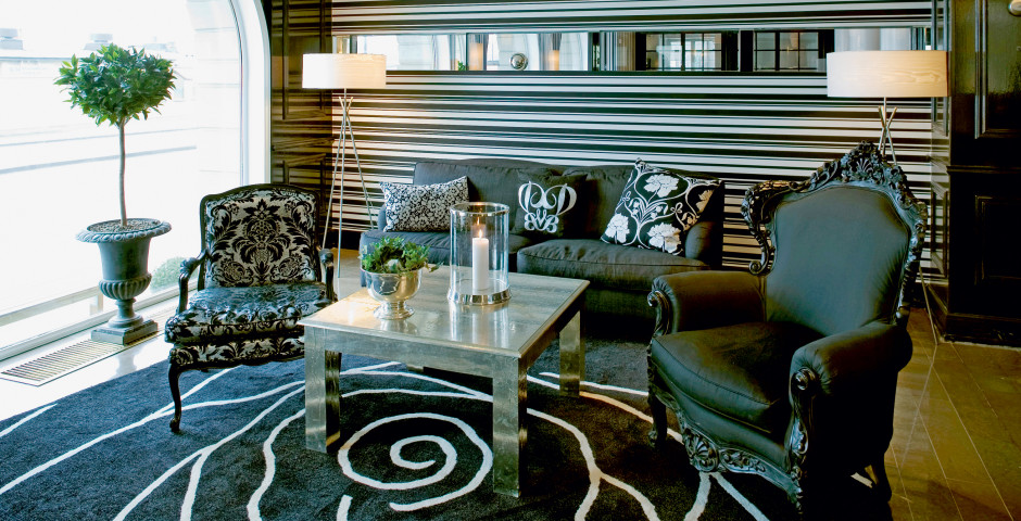 Lobby - First Hotel Reisen
