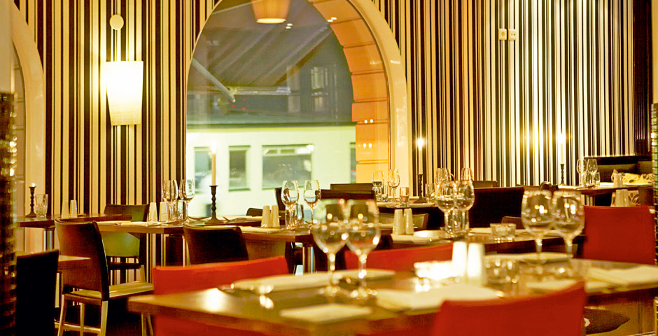 Restaurant - First Hotel Reisen