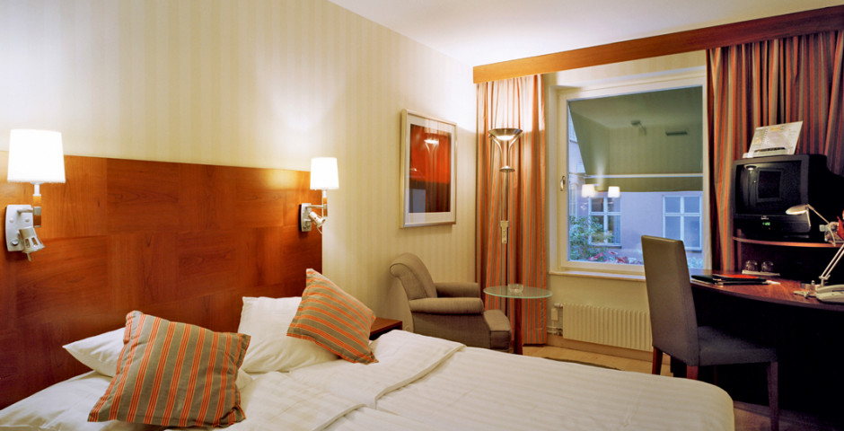 Standard-Zimmer - Scandic Klara
