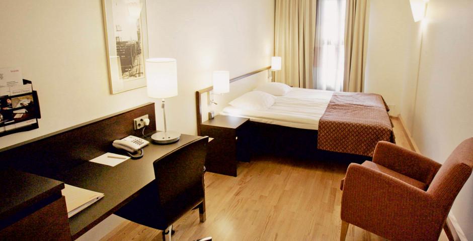 Standard-Zimmer - Scandic Grand Marina