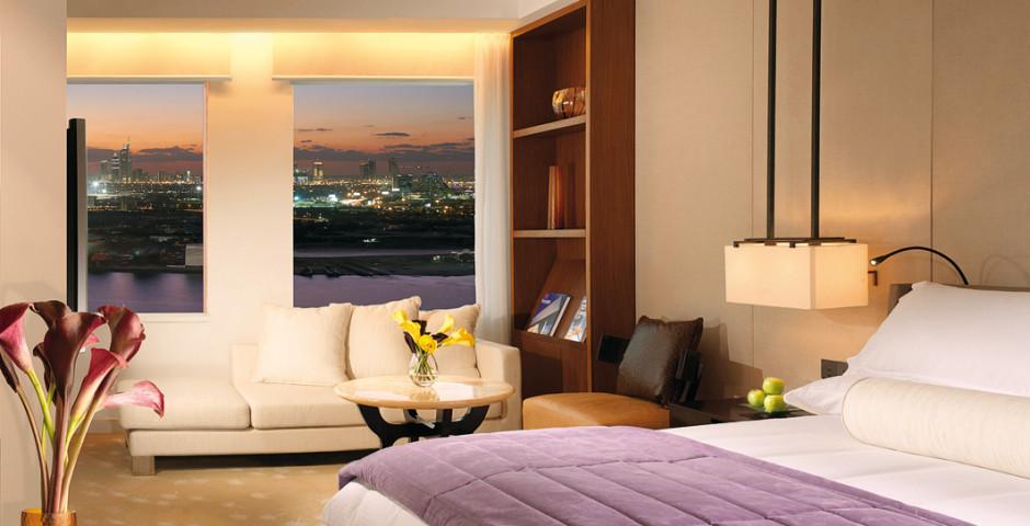 Superior Marina View Room - InterContinental Festival City