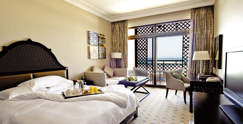 Deluxe Seaview - Hilton Ras Al Khaimah Resort & Spa