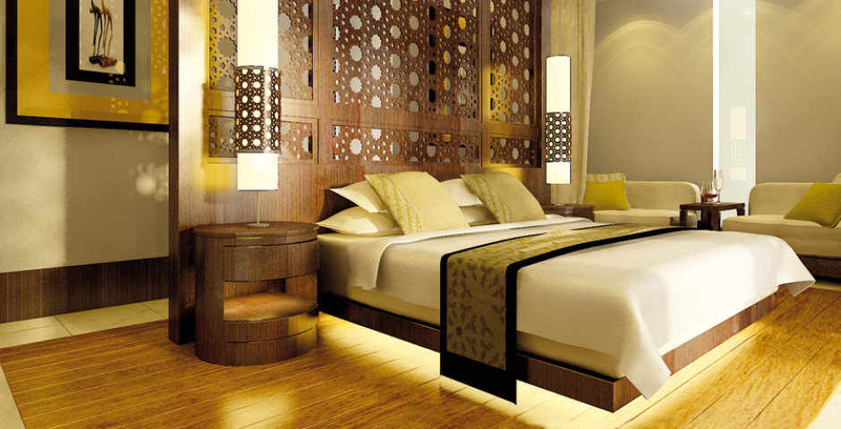 Deluxe Pool Villa - The Ritz-Carlton Ras Al Khaimah, Al Wadi Desert