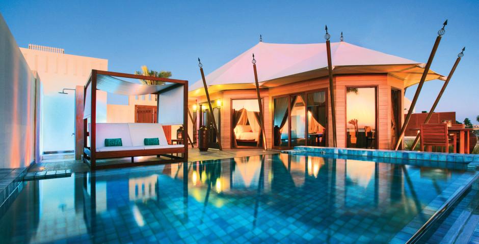 Beachfront Pool Villa - The Ritz-Carlton Ras Al Khaimah, Al Wadi Desert