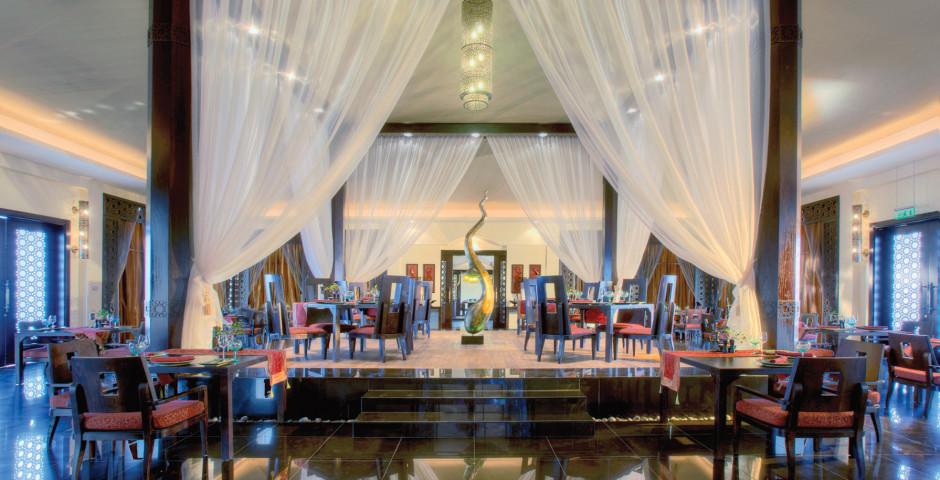 Restaurant Saffron - The Ritz-Carlton Ras Al Khaimah, Al Wadi Desert