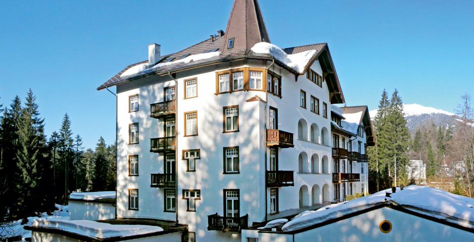 Sunstar Hotel Flims - Skipauschale